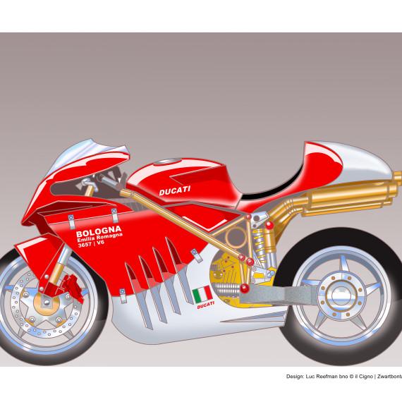 Ducati 3657-V6